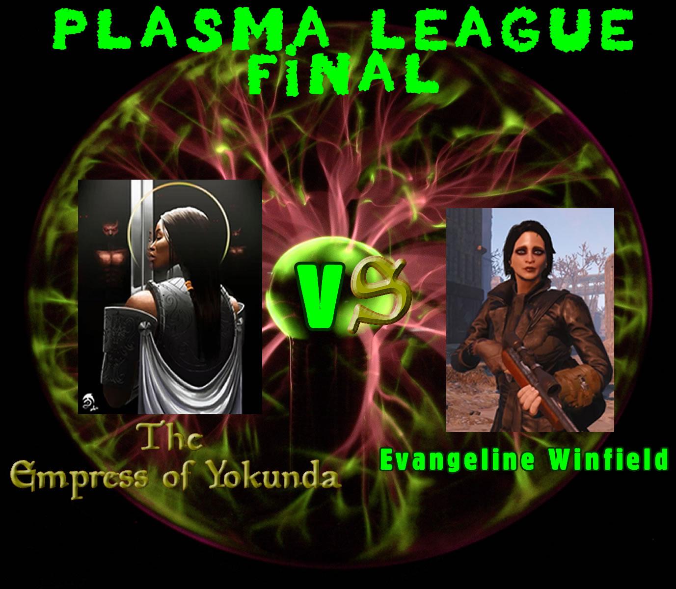 Gay 2019i Plasma league 3