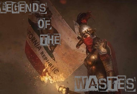 The Legends of the Wastes (Part 16) | Fallout Gravel Pit