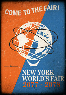 World's fair poster 1