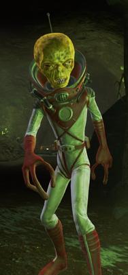 Aliensuit
