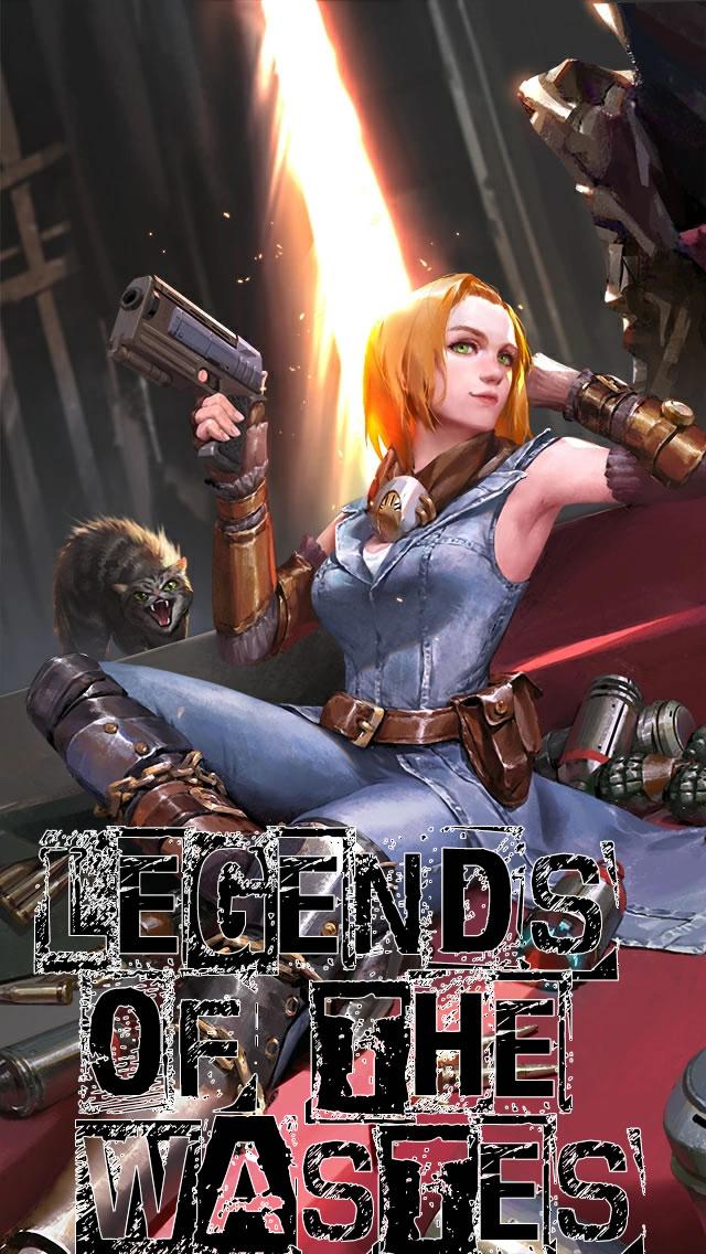 Legends Art 13