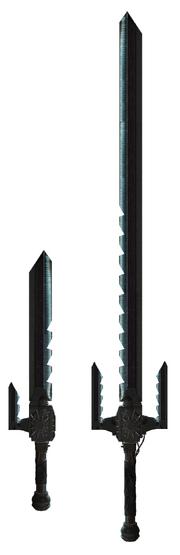 Assaultron Longsword n Dagger