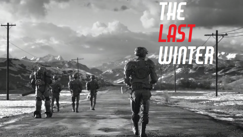 The Last Winter title card