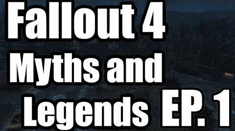 Fallout 4 Myths And Legends Ep. 1 Fairline Hill Estates