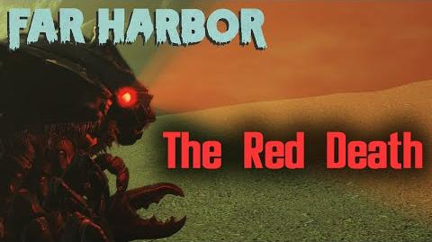 Fallout 4 - Far Harbor - Hunt for The Red Death