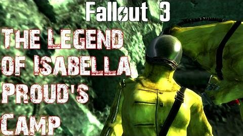 Fallout 3- The Legend of Isabella Proud's Camp