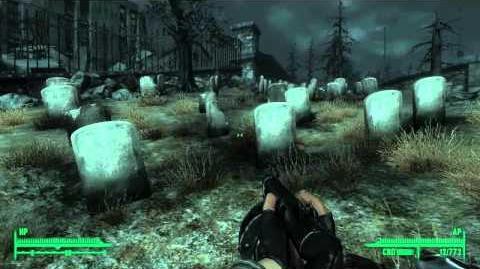 Fallout 3 MYTH ARLINGTON CEMETERY GHOST