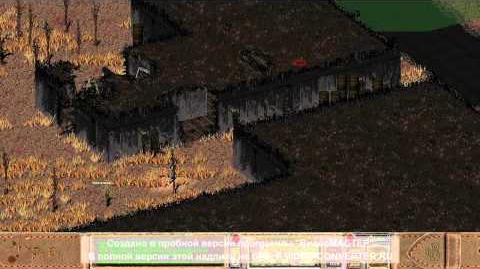Fallout Nevada - speedrun (быстрое прохождение)