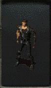 Leather jaket belted2