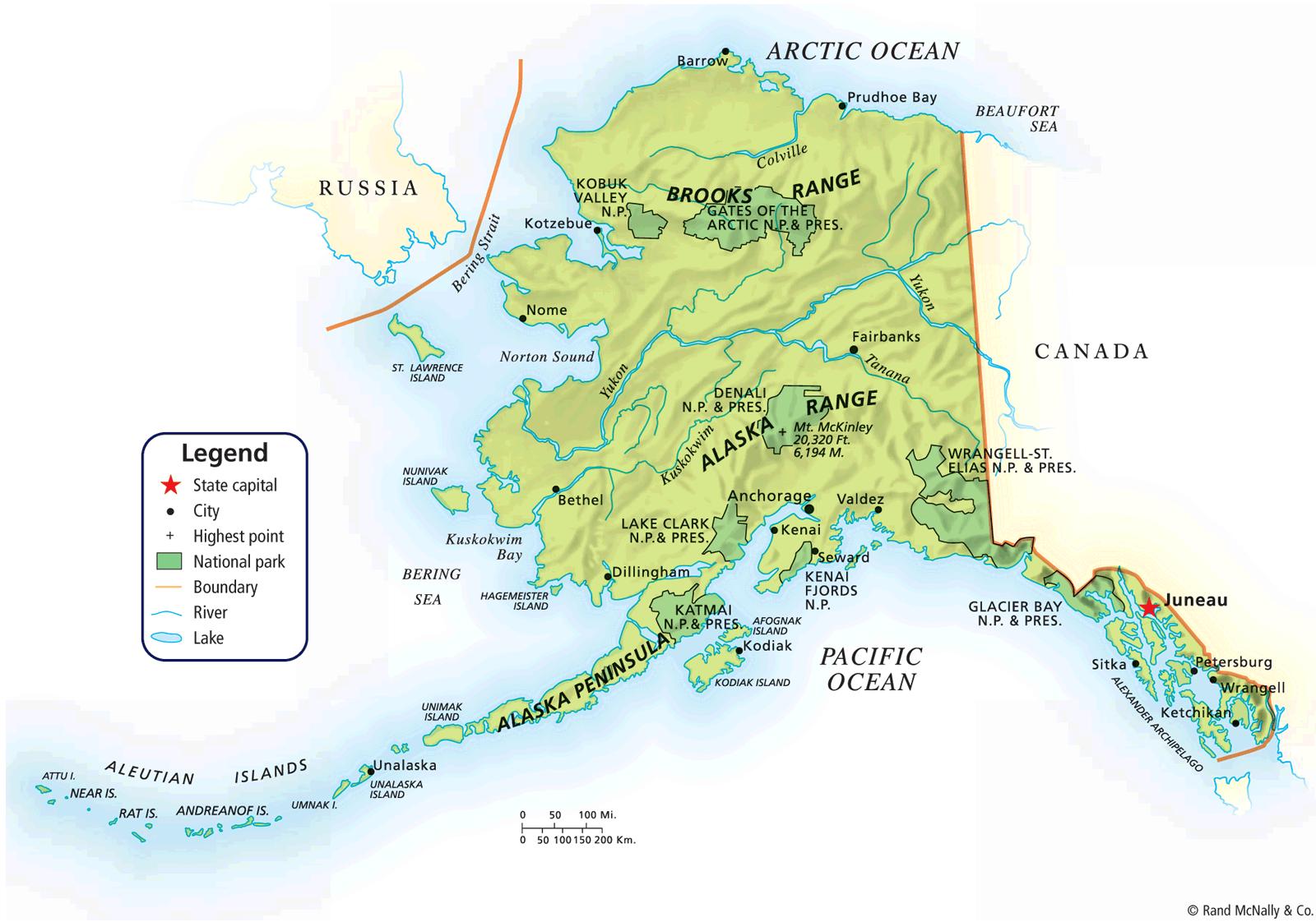 The Commonwealth Of Alaska Fallout Vault Dwellers Wiki FANDOM - Political map of alaska