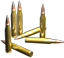 7.62mm FMJ