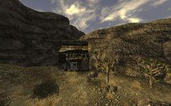 Brotherhood of Steel safehouse exterior
