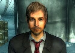 FO3OA American war correspondent without hat