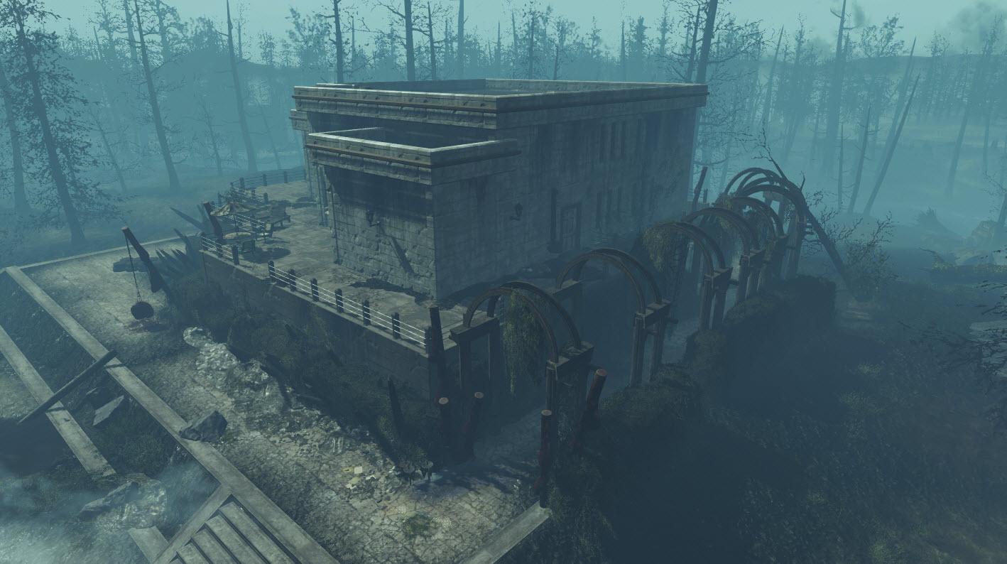 Fallout  Aldersea Day Spa