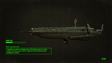 FO4FH Harpoon gun Loading Screen