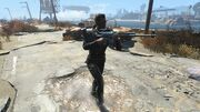 FO4NW Operator Butcher