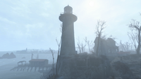 FO4 Kingsport Lighthouse Exterior 02