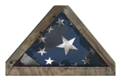 FO76 Trifold American flag