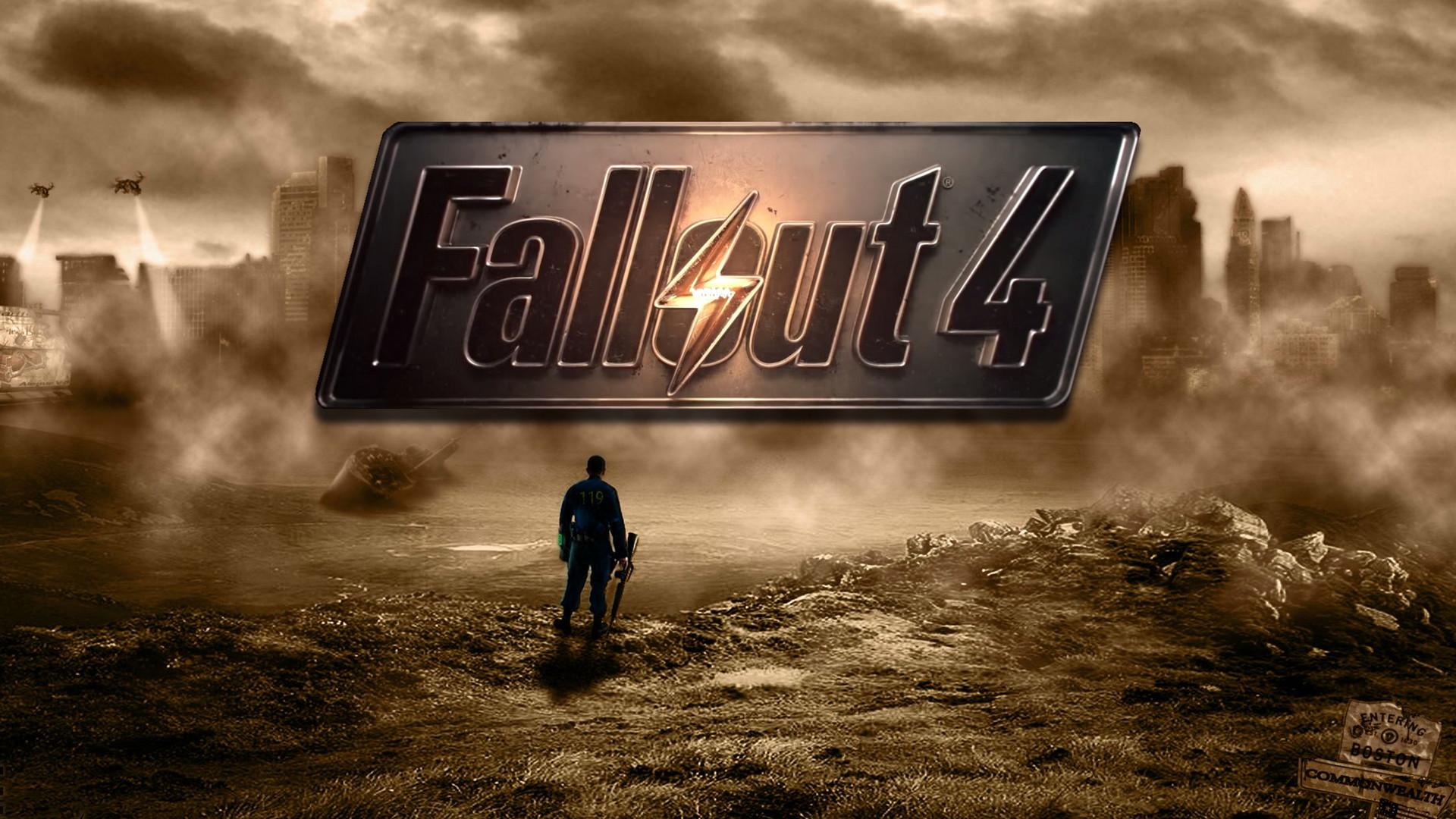 Fallout 4 Wallpaper HD Resolution B7VB5