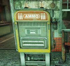 Fo76 Ammunition vending machine 2