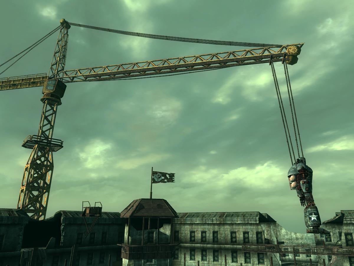 Liberty Prime swing