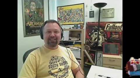 Matt Chat 66 Fallout with Tim Cain, Pt
