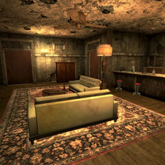 Benny's suite