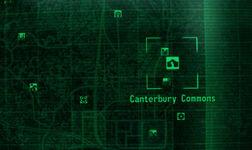 Canterbury Commons loc
