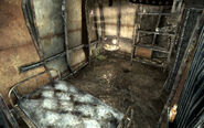 FO3 Simms's house Harden's room