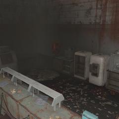 Нижній поверх кухня