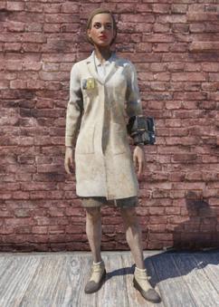 FO76 Lab Coat