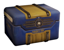 FO76 Small supply crate