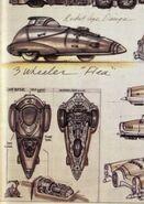 Fallout 3 Derelict Flea Concept