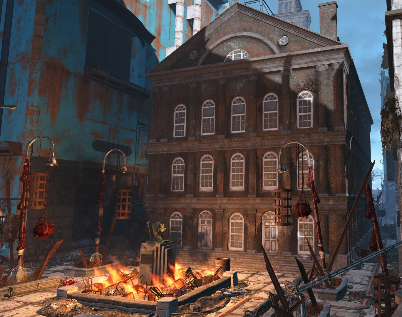 faneuil hall fallout wiki fandom powered by wikia