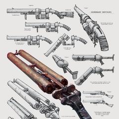Double-barrel shotgunshotgun