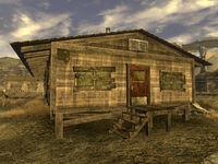 Nellis womens barracks