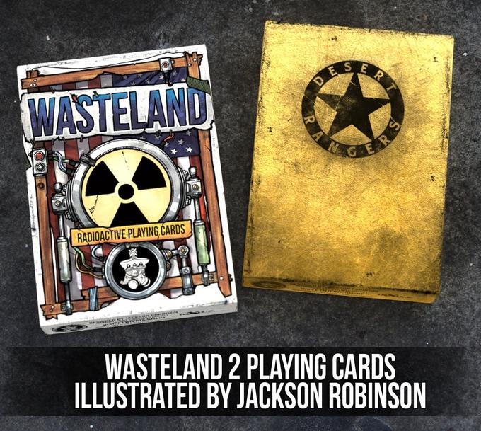 Wasteland Playing Cards