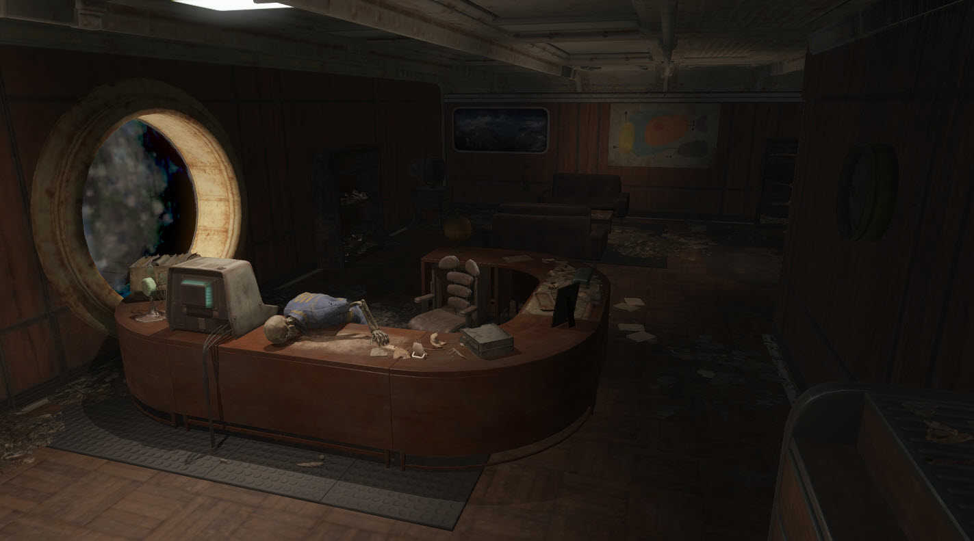FO4-FarHarbor-Vault118-Overseer-Office