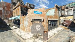 FO4 Полиция Квинси1