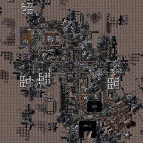 L'Enfant map