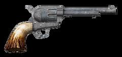 .357 magnum revolver with long barrel