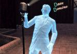Dean Domino hologram