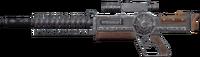 FO4cc gauss rifle butt and barrel 1