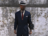 Mobster suit