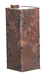 FO76 Rusty canister