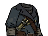 Tattered longcoat