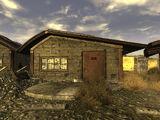 Ranger Andy's bungalow