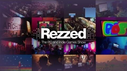 Rezzed 2013 - The PC and Indie Games Show