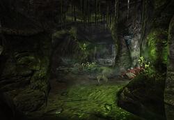 Rock Creek Caverns