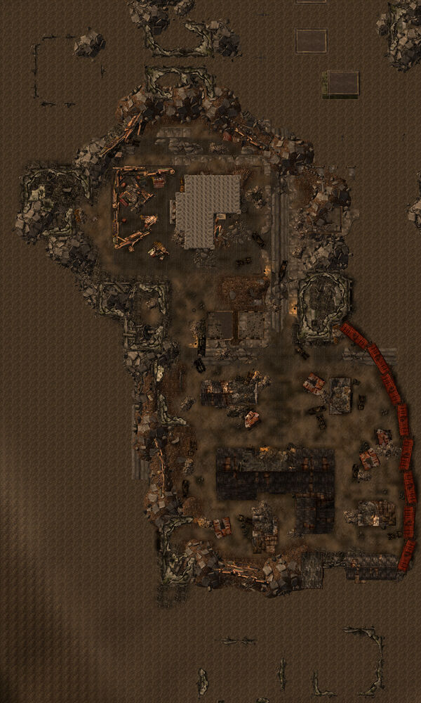 Fallout: New Vegas map | Fallout Wiki | FANDOM powered by Wikia